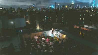 This secret comedy show takes place in quirky NYC locations
