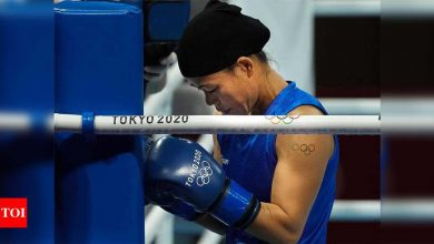Tokyo Olympics 2020: Boxers' rhythm affected by COVID-19 lockdown, says BFI president on mixed bag at Games | Tokyo Olympics News - Times of India