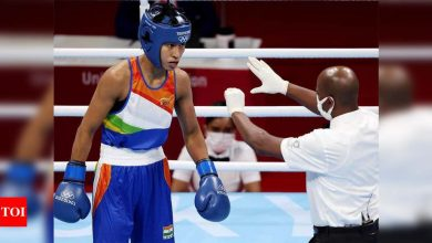 Tokyo Olympics 2020: Disappointed I didn't get gold but will celebrate Olympic bronze with vacation, says Lovlina Borgohain   Tokyo Olympics News - Times of India