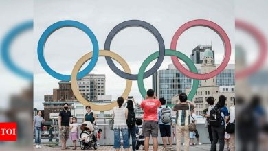 Tokyo Olympics: Organisers report 28 new COVID-19 cases, total 458 recorded during Games | Tokyo Olympics News - Times of India