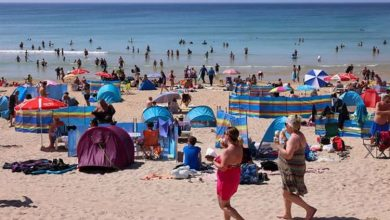 Tourists told not to visit Cornwall without negative Covid tests as rate soars