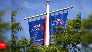 US Open bars spectators at qualifying over Covid concerns | Tennis News - Times of India
