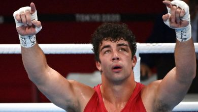 US boxer Richard Torrez Jr. going for gold and looking to make history