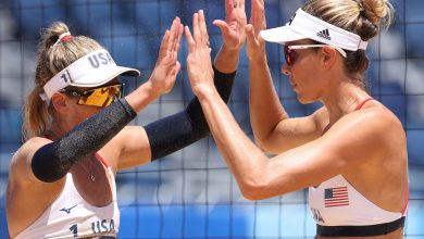 US captures Olympic gold in women's beach volleyball