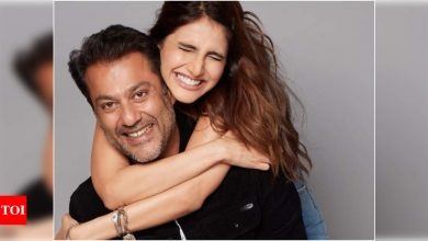Vaani Kapoor pens a heartwarming note for director Abhishek Kapoor: 'Working with you have given me memories for a lifetime' - Times of India
