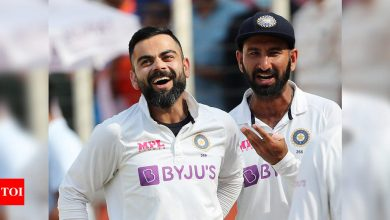 Virat Kohli: Leave Pujara alone, it's for individuals to figure out drawbacks in their game | Cricket News - Times of India