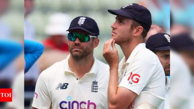 We don't have much information, says Jonny Bairstow on Stuart Broad and James Anderson's injuries | Cricket News - Times of India