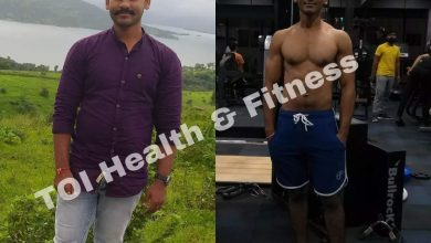 """Weight loss story: """"I start my day with cinnamon water to boost my metabolism""""    The Times of India"""