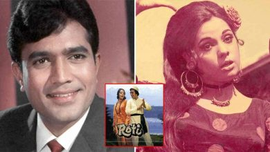 When Mumtaz Recalled A Climax Scene From Film Roti Where Rajesh Khanna Had To Carry Her Through Snow