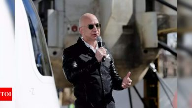 Why Amazon founder Jeff Bezos' space company thinks NASA is taking a big risk with Elon Musk's SpaceX - Times of India