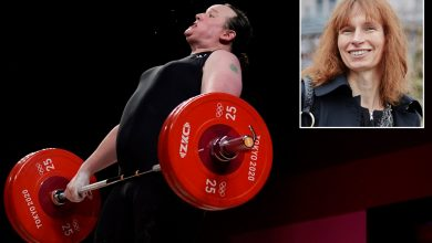Why trans weightlifter Laurel Hubbard's Olympic debut may be 'less than ideal'