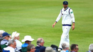 Will Fraine flays Derbyshire as Yorkshire sprint to 10-over victory