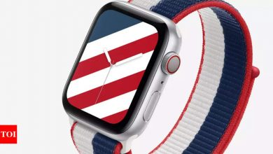 apple:  This is the most 'popular' smartwatch in the world, claims report - Times of India