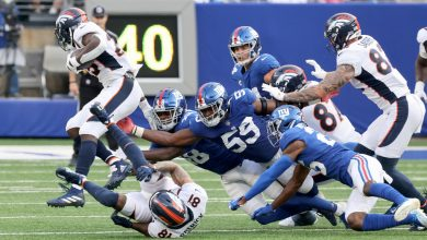 'Bad things happen' when Giants defense struggles like this