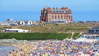 'Overrated' Cornwall already filling up for 2022 – Britons urged to book now