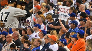 'Unified New York': 9/11 remembered in emotional scene at Citi Field