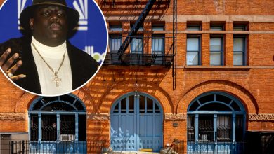 Notorious B.I.G.'s famed NYC apartment hits market for $1.7M