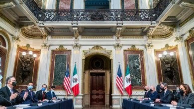 US, Mexico Restart High-Level Economic Talks After 4 Years