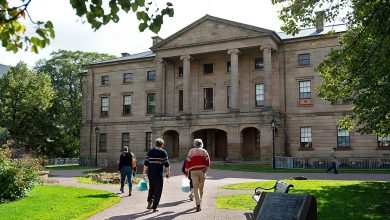 Provincial parliamentary buildings are must-see attractions