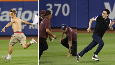 Subway Series 'streakers' strike out at Citi Field