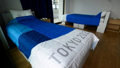 'Anti-sex' Olympics beds to be used for Japanese COVID-19 patients
