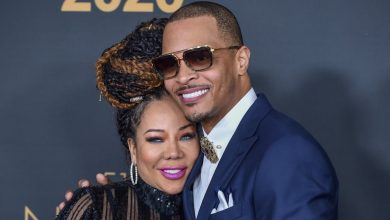 Rapper T.I., Wife Tiny Won't Face Charges in LA Over 2005 Sex Assault Allegations