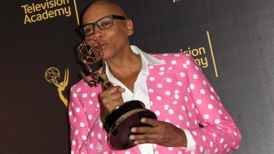 RuPaul breaks Emmys record for most wins by a black performer