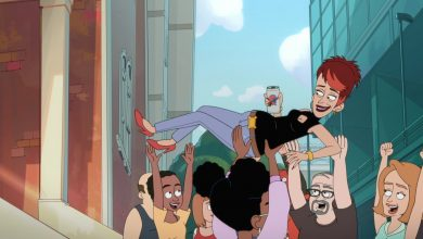 Lauren Ash is a wild 'Chicago Party Aunt' in new animated comedy