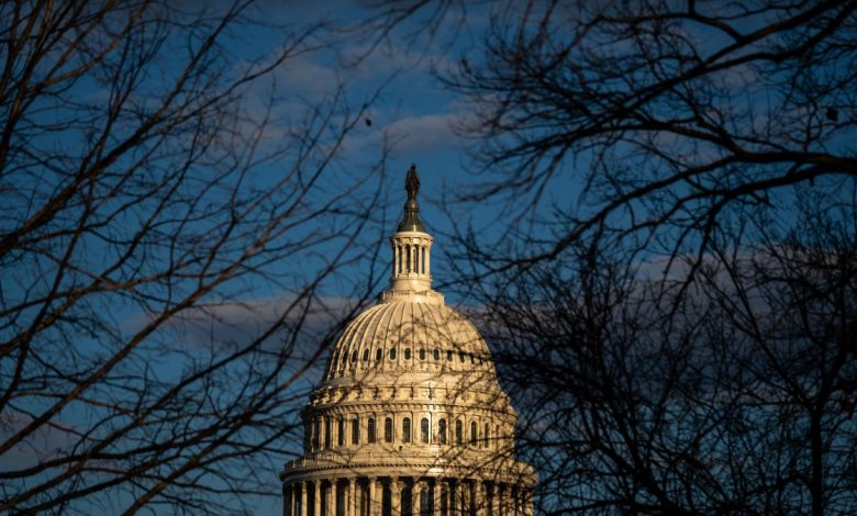 House Races to Vote on Gov't Funding, Debt as GOP Digs in
