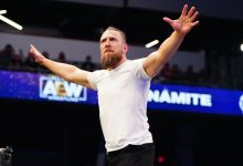 Bryan Danielson ready to show different side of himself in AEW: 'Wild horse'