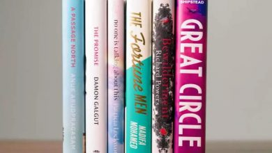 6 books shortlisted for Booker Prize 2021  | The Times of India
