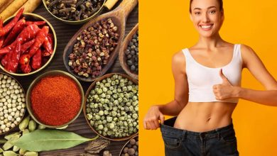 7 common kitchen spices for weight loss  | The Times of India