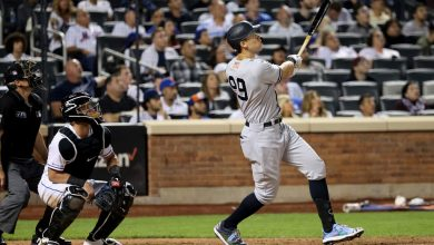 Aaron Judge saved the Yankees for one night: Sherman