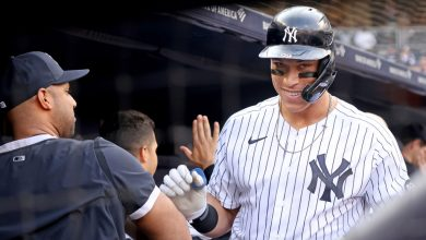 Aaron Judge still dealing with mysterious dizziness