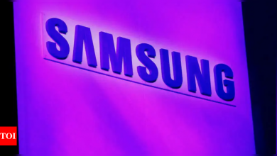 After 200MP, Samsung now wants to make 576MP cameras - Times of India