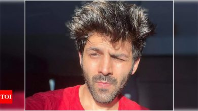 After 'Bhool Bhulaiyaa 2', Kartik Aaryan shoots for the climax of 'Freddy' - Times of India