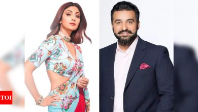 After bail to husband Raj Kundra, Shilpa Shetty says beautiful things can happen after a bad storm - Times of India