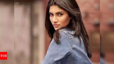 Ahead of Bollywood debut, Salman Khan's niece Alizeh Agnihotri bags a commercial - Times of India
