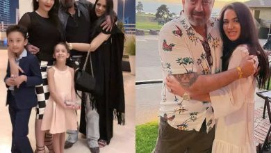 All the times when Sanjay Dutt's daughter Trishala won the internet with her apt replies to trolls and fans  | The Times of India