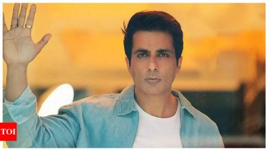 Amidst Income Tax survey at Sonu Sood's properties, fans come out in support of the actor - Times of India