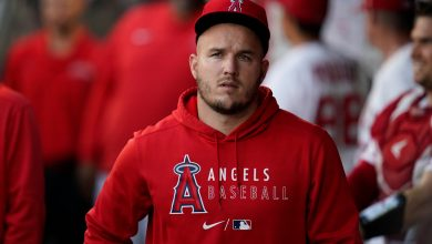 Angels' Mike Trout likely out for rest of season