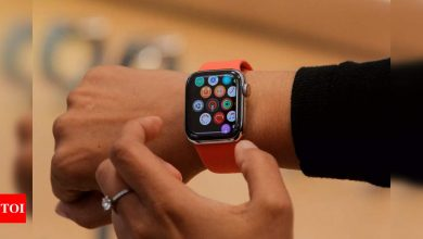 Apple Watch Series 7:  The Apple Watch Series 7 may be delayed due to this reason - Times of India