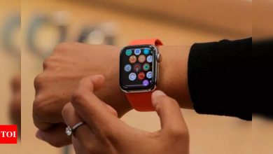Apple Watch to reportedly get more health tracking features next year - Times of India