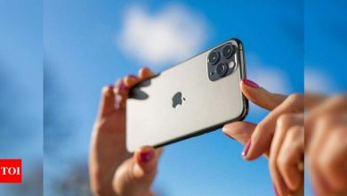 Apple may launch 1TB storage models of iPhone 13 Pro, iPhone 13 Pro Max - Times of India