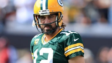 Are Aaron Rodgers and the Packers in serious trouble?