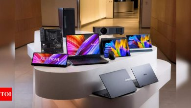 Asus refreshes Vivobook and ZenBook lineup with latest generation processors, graphics cards and features: Details - Times of India