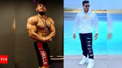 Athlete and model Manoj Patil attempts suicide after blaming Bollywood actor Sahil Khan for harassment - Times of India