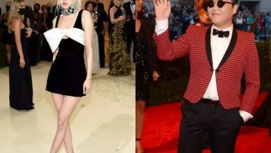 BLACKPINK's Rosé, PSY, EXO's Lay: When Korean celebs attended the Met Gala  | The Times of India