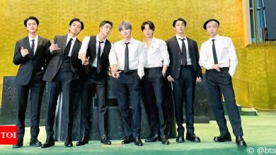 BTS deliver powerful speech on climate change, importance of COVID vaccine and hope for the future at UNGA; say 'every choice we make is the beginning of change' - Times of India