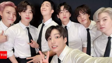 BTS perform 'Permission To Dance' at UN General Assembly; call it their message and welcome to the world - WATCH - Times of India